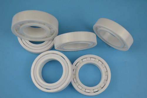 High Performanced ceramic zro2 radial ball bearing