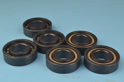 Full ceramic silicon nitride ball bearing