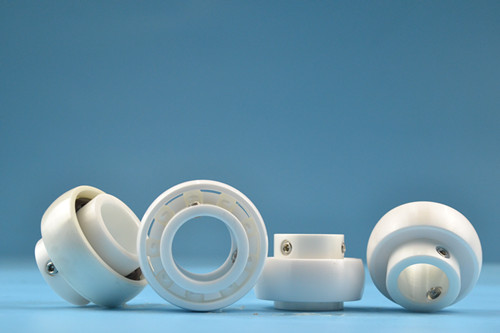 High Performance Zirconia Full Ceramic Insert Ball Bearing