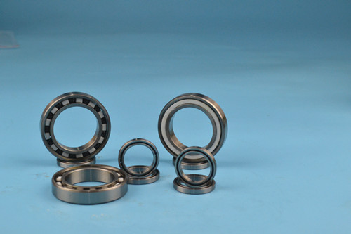 High Speed and long life Thin Section hybrid Ceramic Bearings 6801 RS