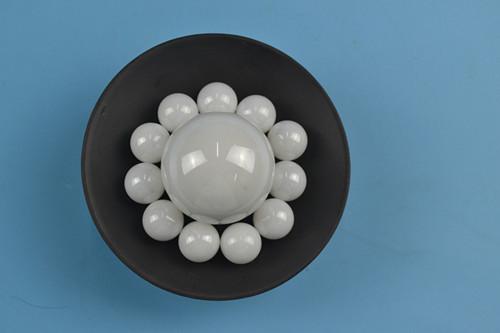 white ceramic beads